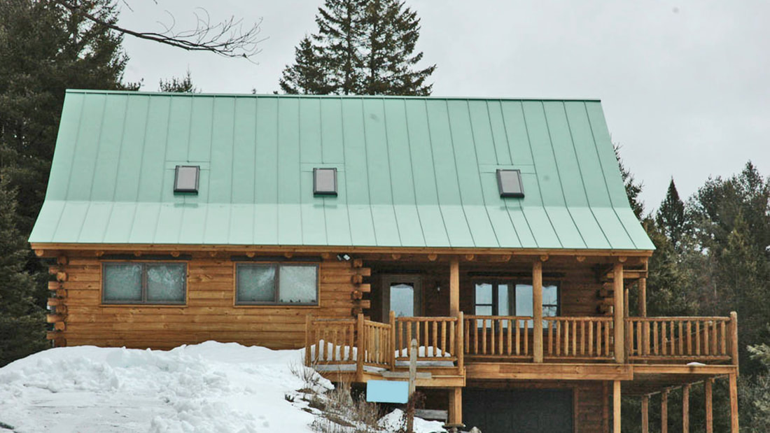 Vt Home Specialties And Montana Log Timber Homes Vermont